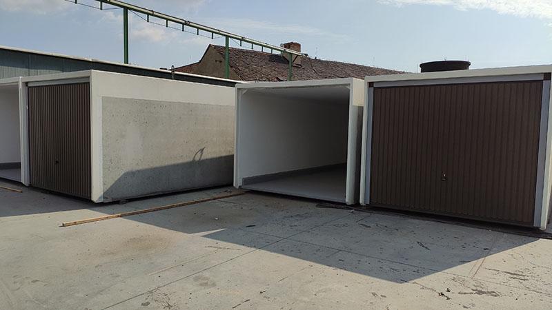ekomont garáže